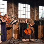 A Midsummer fundraiser with the Halcyon String Quartet